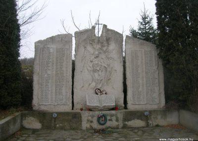 Sopron-Balf II.vh emlékmű 2010.01.20. küldő-Tamás2