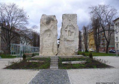 Sopron II.vh emlékmű 2008.04.04.küldő-HunMi