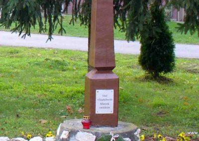 Sormás Hősi emlékmű 2007.11.03. küldő-HunMi (3)