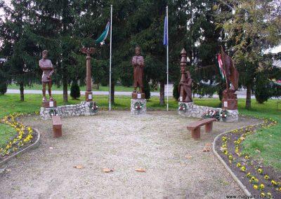 Sormás Hősi emlékmű 2007.11.03.küldő-HunMi