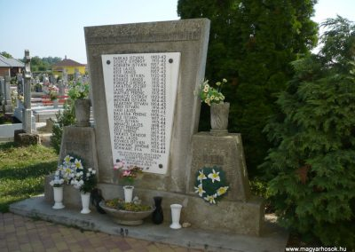 Sormás II.vh emlékmű 2010.07.14. küldő-Sümec (7)