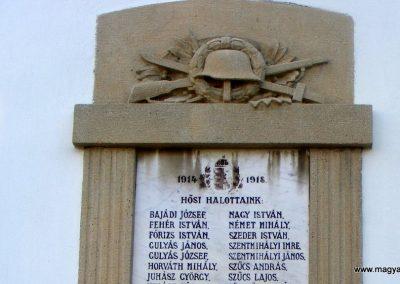 Sukoró világháborús emléktáblák 2012.06.30. küldő-Méri (3)
