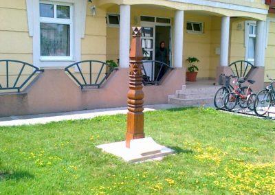 Szászberek Hősök kopjafája 2011.06.14. küldő-Csiszár Lehel