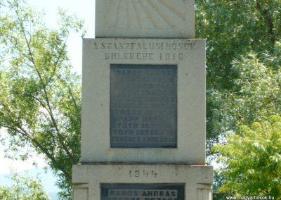 Szászfalu világháborús emlékmű 2011.06.23. küldő-Ágca (5)