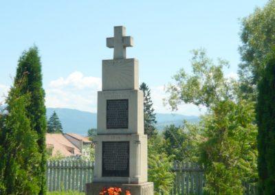 Szászfalu világháborús emlékmű 2011.06.23. küldő-Ágca (8)