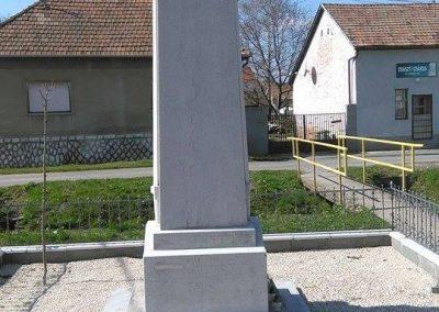 Szászvár-Császta világháborús emlékmű 2016.03.20. küldő-Miki (5)