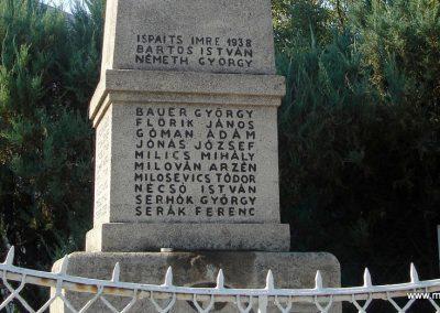 Százhalombatta I.vh emlékmű 2008.08.14. küldő-Huszár Peti (2)