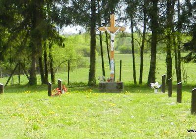 Szécsisziget II. világháborús emlékoszlopok 2016.04.17. küldő-Huber Csabáné