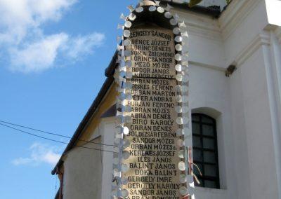 Székelydálya világháborús emlékmű 2010.10.11. küldő-Tibisten (1)