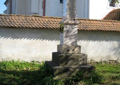Székelydálya világháborús emlékmű 2010.10.11. küldő-Tibisten