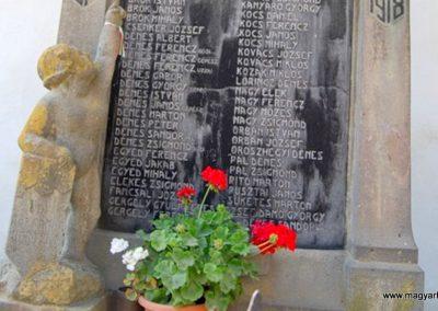 Székelyderzs I.vh emlékmű 2008.08.12. küldő-Arpisz (3)
