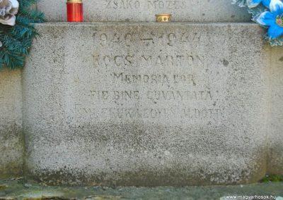 Székelymuzsna világháborús emlékmű 2015.09.25. küldő-Mónika39 (2)