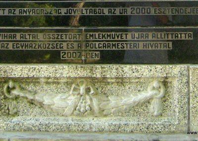 Székelypálfalva világháborús emlékmű 2011.09.20. küldő-Mónika39 (4)