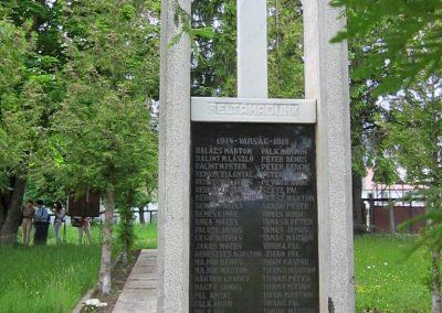 Székelyvarság világháborús emlékmű 2014.06.06. küldő-kalyhas (1)