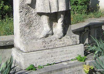 Székesfehérvár Hosszú temető I. világháborús síremlék 2012.08.12. küldő-Emese (1)