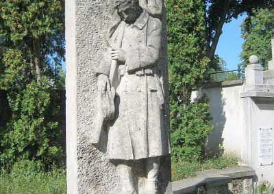 Székesfehérvár Hosszú temető I. világháborús síremlék 2012.08.12. küldő-Emese