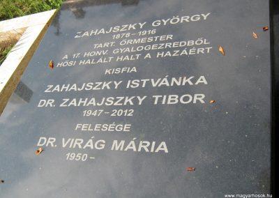 Székesfehérvár Hosszú temető katonasírok 2019.07.28. küldő-Bali Emese (1)