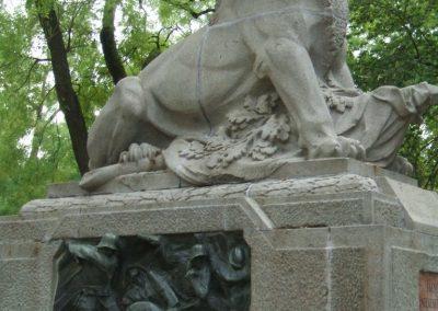 Székesfehérvár I.vh 17. gyalogezred emlékműve 2009.08.20.küldő-Mimóza (2)