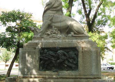 Székesfehérvár I.vh 17. gyalogezred emlékműve 2009.08.20.küldő-Mimóza (4)