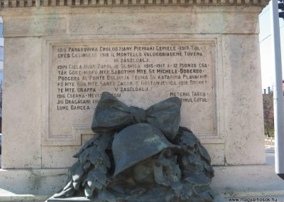 Székesfehérvár I.vh emlékmű 2008.02.16. küldő-Kályhás (2)