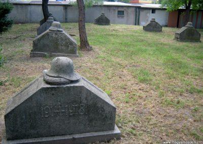 Székesfehérvár Rác temető I. világháborús emlékhely 2012.08.12. küldő-Emese (3)