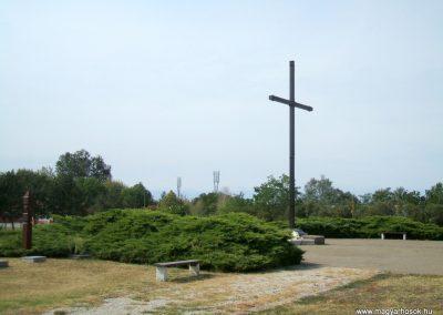 Székesfehérvár Szentlélek katonai temető világháborús emlékművek és sírok 2012.08.25. küldő-Mimóza (14)