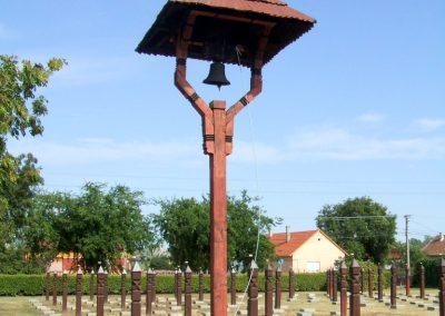 Székesfehérvár Szentlélek katonai temető világháborús emlékművek és sírok 2012.08.25. küldő-Mimóza (15)