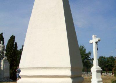 Székesfehérvár Szentlélek katonai temető világháborús emlékművek és sírok 2012.08.25. küldő-Mimóza (20)