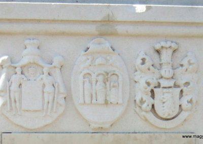 Székesfehérvár Szentlélek katonai temető világháborús emlékművek és sírok 2012.08.25. küldő-Mimóza (3)