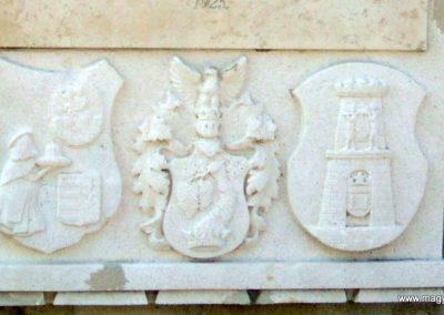 Székesfehérvár Szentlélek katonai temető világháborús emlékművek és sírok 2012.08.25. küldő-Mimóza (5)