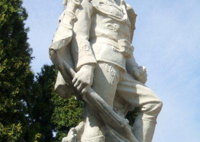 Székesfehérvár Szentlélek katonai temető világháborús emlékművek és sírok 2012.08.25. küldő-Mimóza (7)
