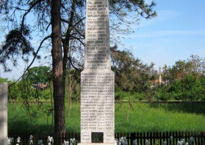 Székkutas I. világháborús emlékmű 2015.05.01. küldő-Emese (2)
