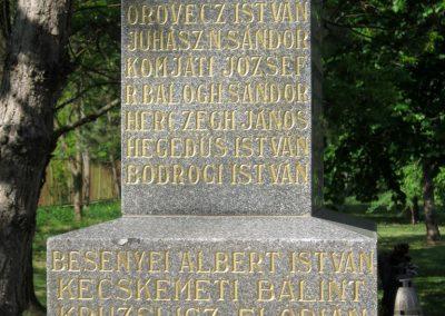 Székkutas II. világháborús emlékmű 2015.05.01. küldő-Emese (11)