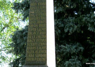 Székkutas II. világháborús emlékmű 2015.05.01. küldő-Emese (16)