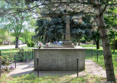 Székkutas II. világháborús emlékmű 2015.05.01. küldő-Emese (18)