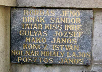 Székkutas II. világháborús emlékmű 2015.05.01. küldő-Emese (6)