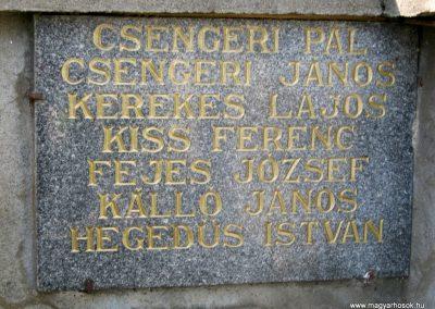 Székkutas II. világháborús emlékmű 2015.05.01. küldő-Emese (7)