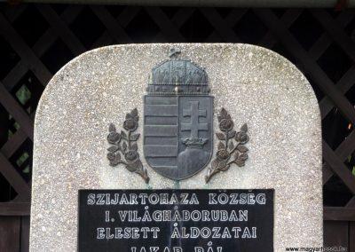 Szíjártóháza világháborús emlékmű 2016.08.13. küldő-kalyhas (3)