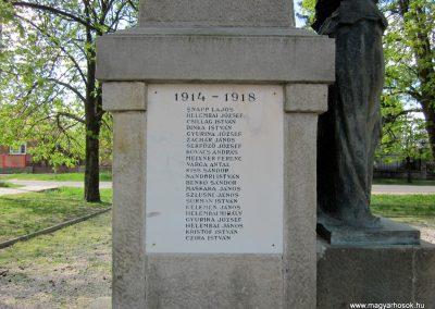 Sződ I.vh emlékmű 2012.04.20. küldő-kalyhas (10)