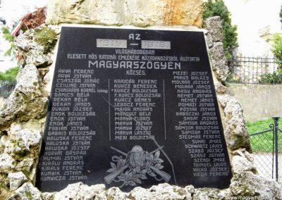 Szőgyén I. világháborús emlékmű 2014.09.15. küldő-Méri (3)