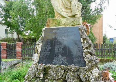 Szőgyén I. világháborús emlékmű 2014.09.15. küldő-Méri (5)