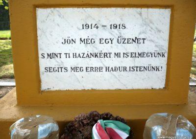 Szőkedencs I.vh emlékmű 2012.04.05. küldő-Sümec (3)