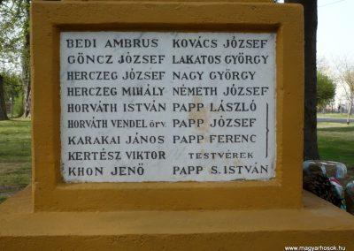 Szőkedencs I.vh emlékmű 2012.04.05. küldő-Sümec (5)