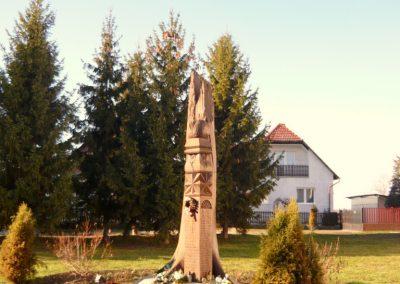 Szabolcsbáka II. világháborús emlékmű 2012.12.29. küldő-Ágca (1)