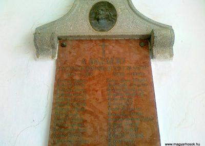 Szakály világháborús emléktábla 2011.06.15. küldő-Csiszár Lehel (1)