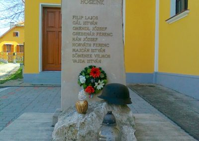 Szakonyfalu II.vh emlékmű 2011.04.10. küldő-Csiszár Lehel (2)