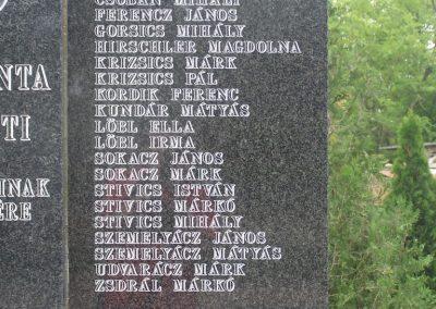Szalánta világháborús emlékmű 2009.05.24.küldő-Horváth Zsolt (3)