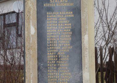 Szalafő világháború emlékmű 2009.03.02.küldő-Sümec (5)