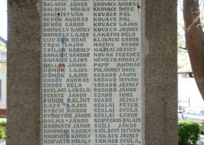 Szalkszentmárton I.vh emlékmű 2012.04.26. küldő-baloghzoli (7)
