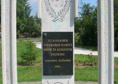 Szalonna világháborús emlékmű 2008.08.13. küldő-Tamás2 (3)